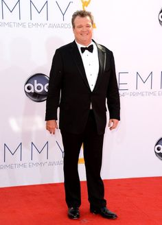 Eric Stonestreet arrives at the 64th Primetime Emmy Awards. #TV #Emmys