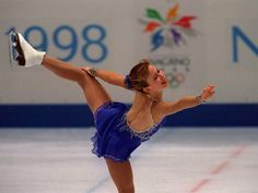 Tara Lipinski won gold in 1998 in Nagano.