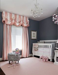 Baby girl nursery room decoration  BUT it's so beautiful for any room.....