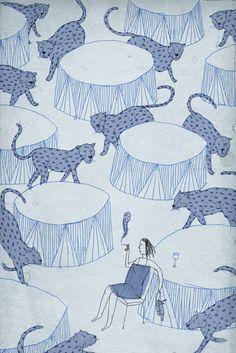 Brian Rea's illustrations on Love