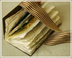 great way to bind books.