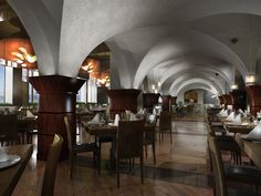 Italian restaurant by Ryan Knope