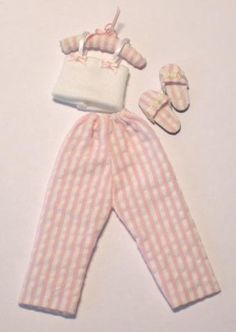 Ladies' pyjamas set | ELF Miniatures