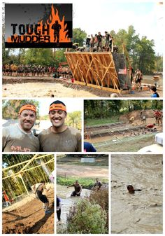 Running my first Tough Mudder in October!! Let's go!