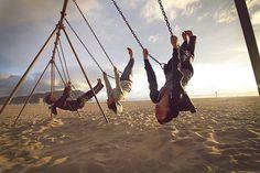 I miss swings.