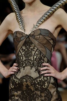 Alexis Mabille Couture Fall 2011