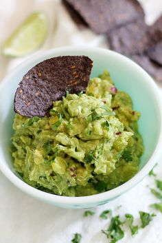 | Grilled Pineapple and Coconut Guacamole |