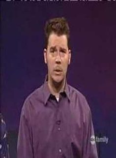 Dating got you down...a little humor to bring a smile:  Whose Line is it Anyway: Dating Game:Amish Guy