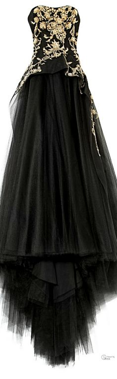 Marchesa ● Tulle Ball Gown