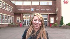 The Way I See It - Deeside College by Deeside College. My name's Tara Wootten and I'm going to show you what it's like to study at Deeside College.