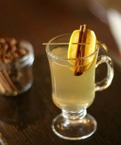 Designed to warm you from top to toe, @Mandy Dewey Seasons Hotel Austin's Buie Toddy is a seasonal spin on the classic. Click through for recipe.