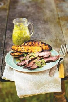 Grilled flank steak recipes