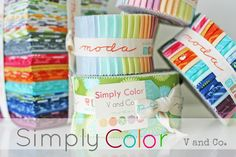 Simply Color - Moda