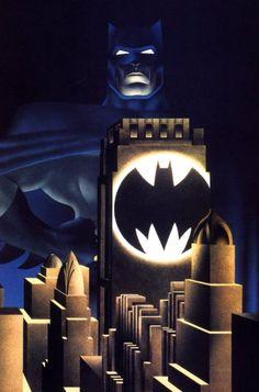 Batman's Always Watching Over Gotham