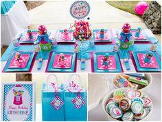 Gumball 5th Birthday Party « Bella Paris Designs