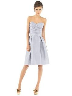 Bridesmaid dress...but in a dusty pink