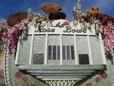 bowl parad, rose parad, rose bowl
