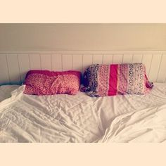 dress up your pillows with block printed scarves from India