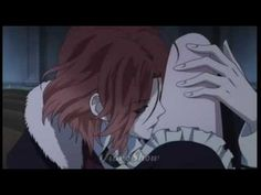 My Favorite Bite Scenes in Diabolik Lovers.  oH MY GOSH....THESE SCENES!!!!!  Not into the song though.