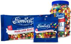 Gimbal's jelly beans are peanut-free and also free of the other top 8 major food allergens.
