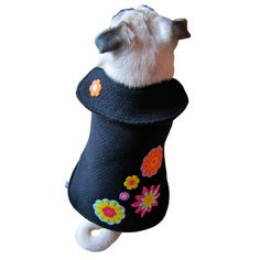 Lola Dog Coat now featured on Fab.