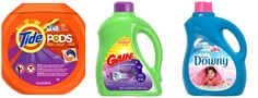 $3.00 in Tide Pods, Gain or Downy Products Coupons