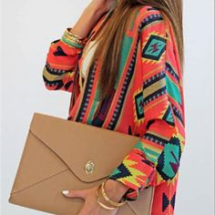 aztec cardigan WANT
