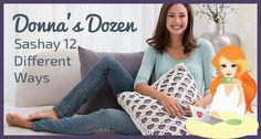 Twelve free patterns