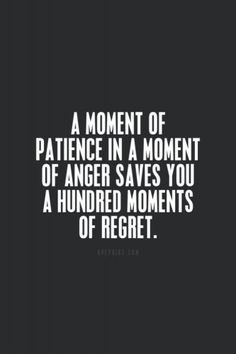 One moment can change it all.