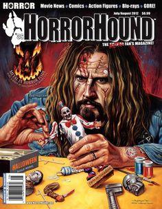 Rob Zombie art on new HorrorHound