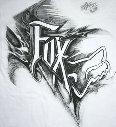 Fox Racing - Nice artwork!