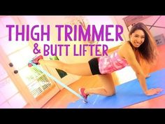 Thigh Trimmer & Butt Lifter Workout
