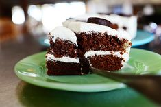 Peppermint Patty Cake / The Pioneer Woman