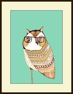 ....owlbert #walls