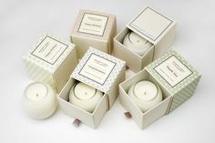 Brilliance Candles