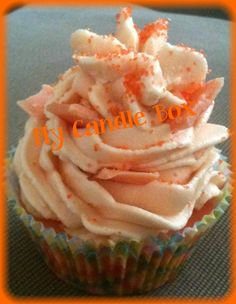 Wax Cupcake