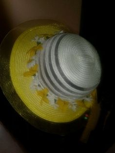 Sombreros decorados para niños