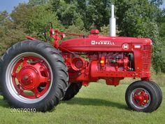 IH Farmall M Tractor
