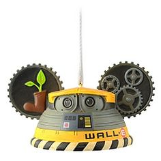Limited Edition Ear Hat WALL•E Ornament