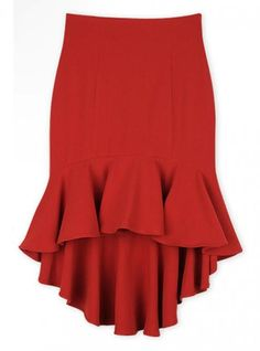 Fishtail skirt - dress up with a button down or wear with a T