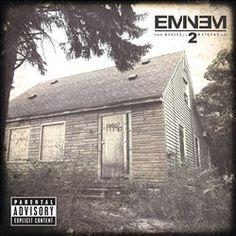 #2 Best Album of 2013: The Marshall Mathers LP 2 - Eminem