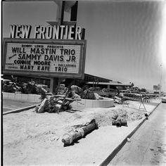 New Frontier - Las Vegas, June 9, 1955