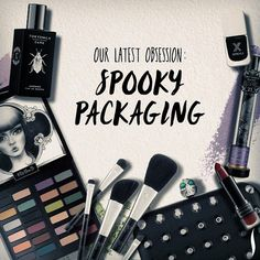 We've got spooky packaging on the brain. #HappyHalloween