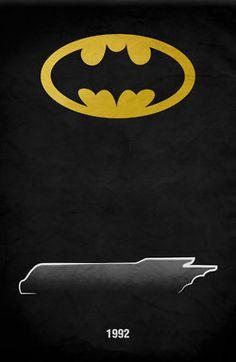 Batman Movies Cars