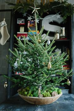 Holiday decor. From the Living With Kids Home Tour featuring Candice Stringham.