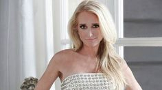 Kim Richards   Kim Richards doing 'fabulous' after rehab stint, sister Kathy Hilton ...