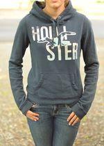 Hollister Navy Blue Comfy Hoodie