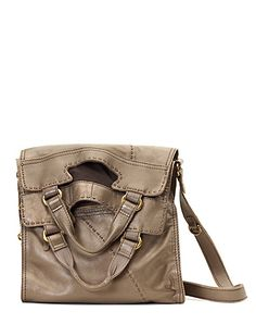 Metallic Crossbody Bag*