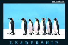 The earlier view of leadership was that there are some inherent qualities with which a leader is born. He has a natural ability to command