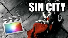 Final Cut Pro X - #47: Efecto Sin City